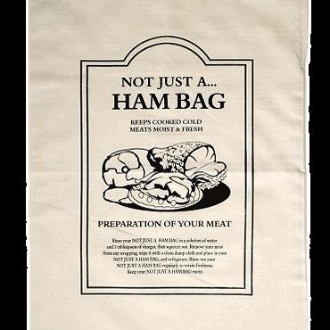 Not Just a Ham Bag