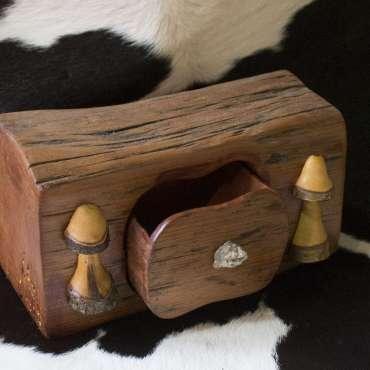 Totara Mushroom Box